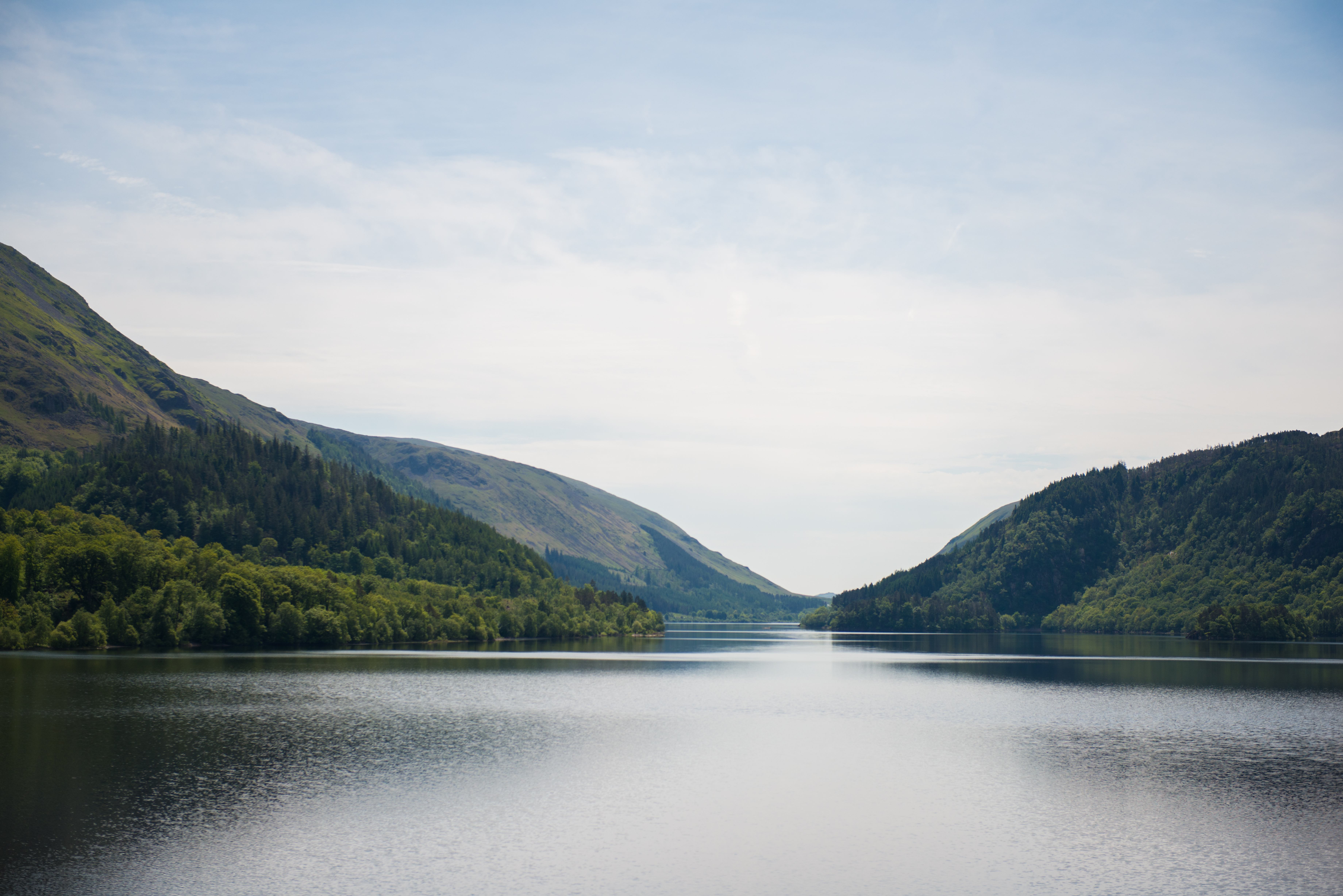 Thirlmere, the Lake District National Park - location for Star Wars scenes