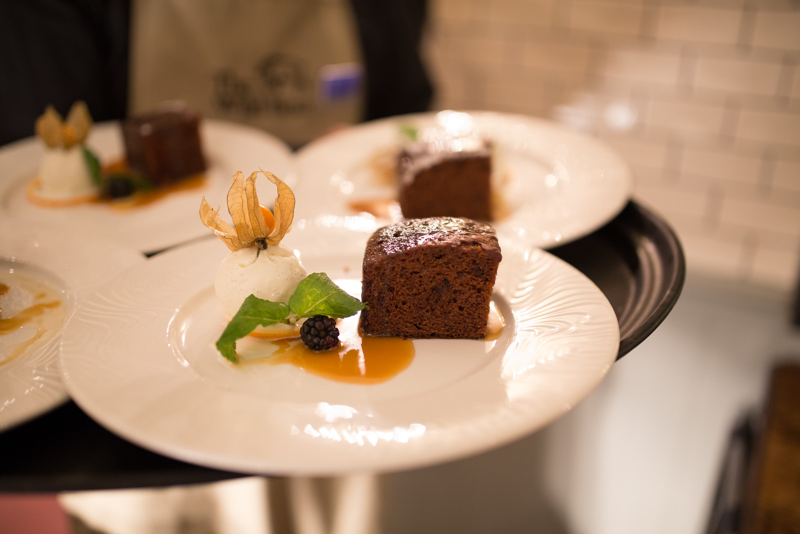 Sticky Toffee Pudding / Hayley Baxter Photography
