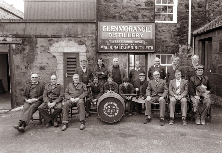 The men of Tain 1985 / Glenmorangie