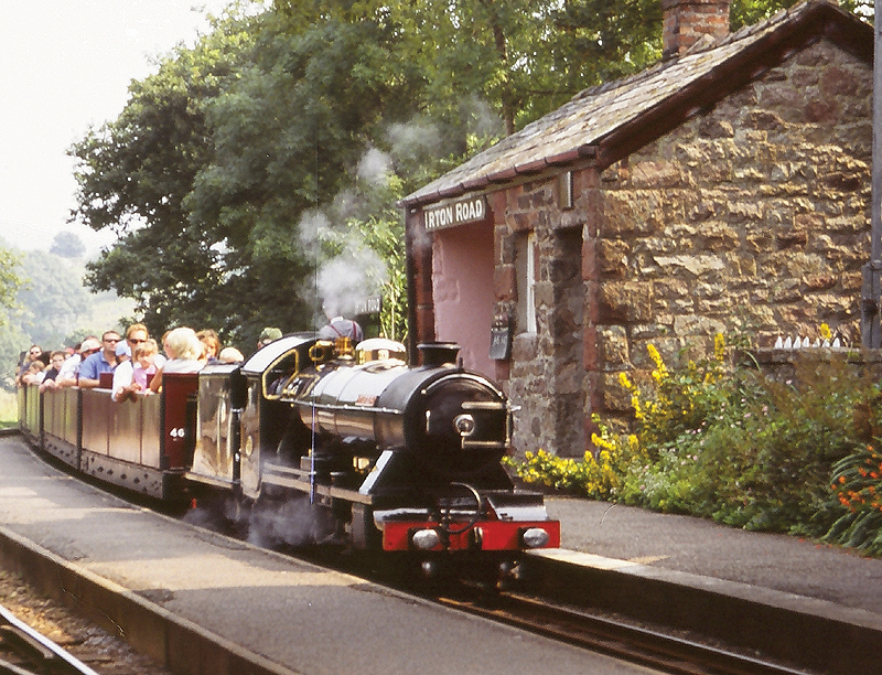 5 Must See Railways in The Lake District - English Lakes