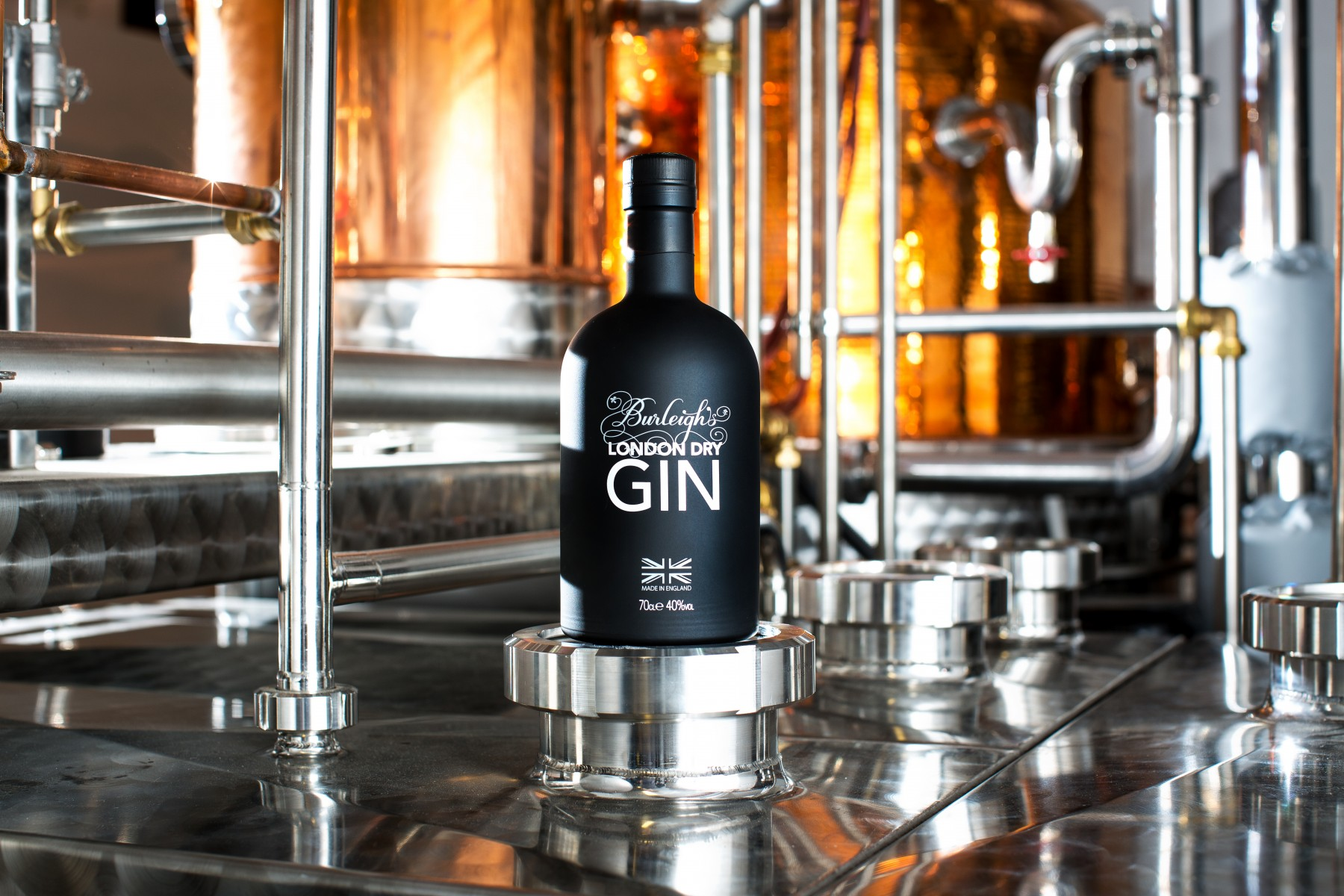 Burleigh London Dry Gin